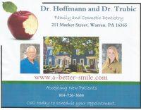 Dr. Hoffmann Dentistry Ad 2019.jpeg