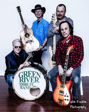 Green River's Tribute to Hall-of-Famers, Creedence Clearwater